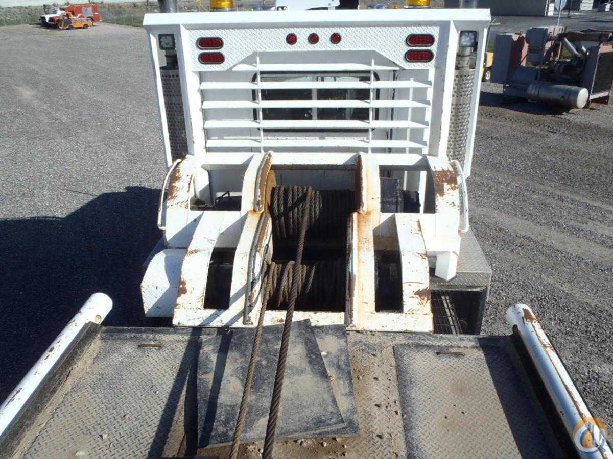 1995 KENWORTH BL60B Winch Trucks KENWORTH C550 Equipment Sales Inc. 18213 on CraneNetwork.com